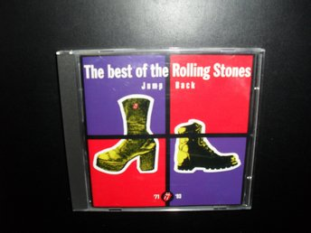 THE ROLLING STONES - JUMP BACK ( THE BEST OF THE ROLLING STONES )