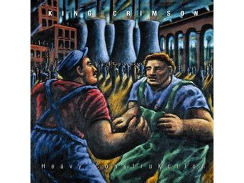 King Crimson: Heavy construkction - Live 2000 (3 CD)