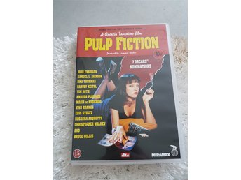 Dvd Pulp Fiction
