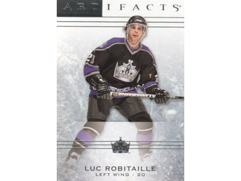 2014-15 Artifacts #21 Luc Robitaille