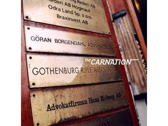 CARNATION, The - Gothenburg Rifle Association - [LP 180g]