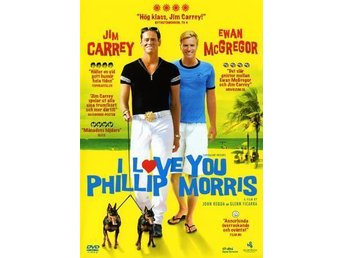 DVD-I Love You Phillip Morris