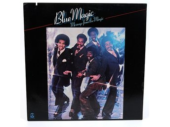 Blue Magic - Message From The Magic SD 38-104 LP 1977