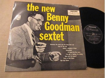 The New Benny Goodman Sextet