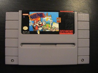 MARIO PAINT / SUPER NINTENDO SNES / USA IMPORT