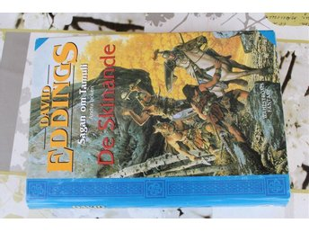 David Eddings Sagan om Tamuli De skinande andra boken - Skogås - David Eddings Sagan om Tamuli De skinande andra boken - Skogås