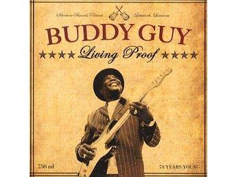 Guy Buddy: Living proof 2010 (CD) - Nossebro - Guy Buddy: Living proof 2010 (CD) - Nossebro