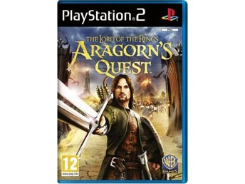 Lord of the Rings: Aragorns Quest - Playstation 2