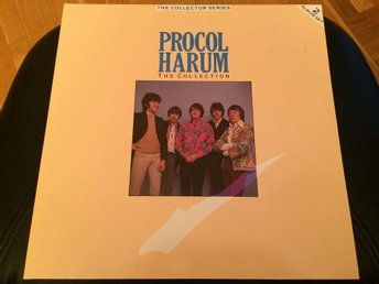 PROCOL HARUM - COLLECTION 2-LP