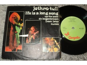 Jethro Tull / Life is a long song / 7¨ EP / WIP 6106