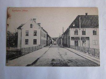 Arboga - Kapellgatan ~1908 - Segeltorp - Arboga - Kapellgatan ~1908 - Segeltorp