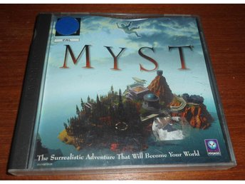 Myst - PS1 / Playstation 1