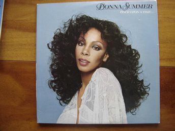 "Dubbel-Lp. Donna Summer ""Once upon a time"""