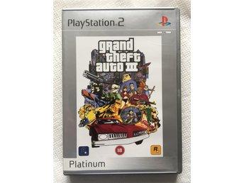 Grand Theft Auto 3 - Sundbyberg - Grand Theft Auto 3 - Sundbyberg