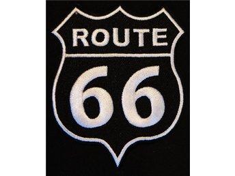 Tygmärke - Route 66 - PRESENT!! - Sigtuna - Tygmärke - Route 66 - PRESENT!! - Sigtuna