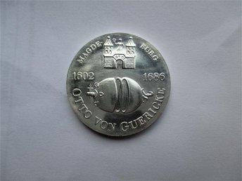 DDR 10 mark, 1977 Otto von Guericke. KM#65 - Geraardsbergen - DDR 10 mark, 1977 Otto von Guericke. KM#65 - Geraardsbergen