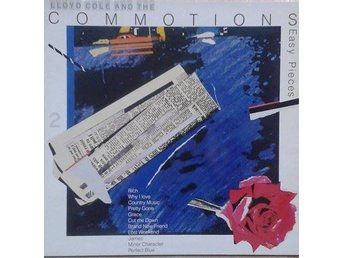 Lloyd Cole & The Commotions title* Easy Pieces* Pop Rock, Indie Rock UK LP - Hägersten - Lloyd Cole & The Commotions title* Easy Pieces* Pop Rock, Indie Rock UK LP - Hägersten