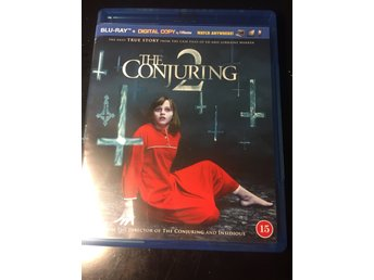 Conjuring 2 bluray nytt.