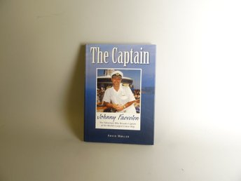 Stock Image The Captain : Johnny Faevelen : The Fisherman Who Became Captain of
