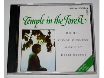 Temple in the forest – David Naegle – Avslappningsmusik