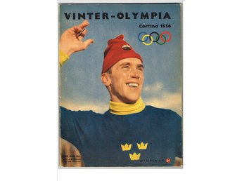 VINTER-OLYMPIA Cortina 1956 - Tore Nilsson & Rolf Blomquist