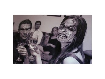 Gothic 3D Picture - Party Animals Med