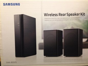 Samsung Wireless Rear Speaker Kit