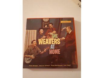 The Weavers at Home rullband