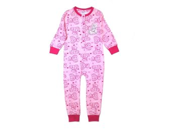 Tatty Teddy/ Mirandanalle/ Me to You - allt i ett pyjamasl ! Storlek 5-6 år