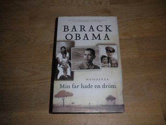 Barack Obama - Min far hade en dröm