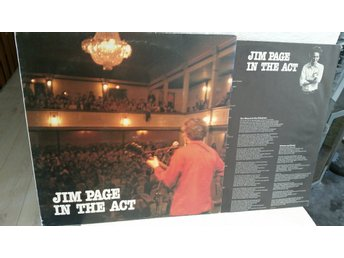 Jim Page - In the act