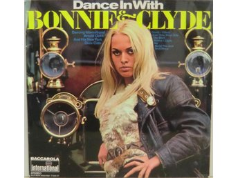 The Two Times-Dance in with BONNIE & CLYDE / LP