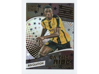 16-17 Panini Revolution On The Rise Astro Ousmane Dembele
