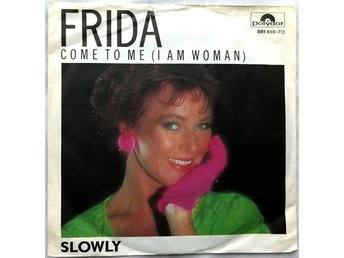 "Frida (ABBA), 7"" Come To Me, Germany"