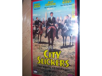 City Slickers (Billy Crystal) Egmont VHS