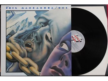 Phil Manzanera-Listen Now-LP