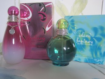 Britney Spears 100 ml parfym x 2!