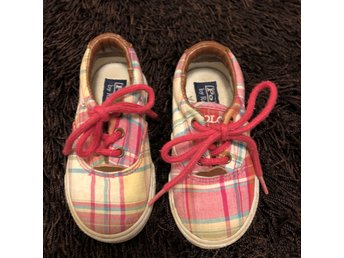 POLO by Ralph Lauren, sneakers strl 12 cm