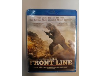Blu-ray The Front Line Svensk text INPLASTAD