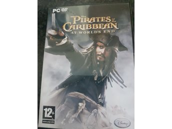 PS - Pirates of the Caribbean, At  Worlds End, Bra skick, äventyrs spel