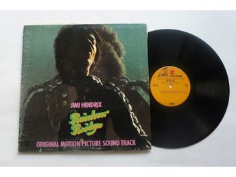 ** Jimi Hendrix ‎– Rainbow Bridge - Original Motion Picture Sound Track **