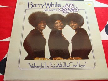 BARRY WHITE presents LOVE UNLIMITED LP 1975