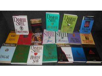 19 st Danielle Steel - Huddinge - 19 st Danielle Steel - Huddinge