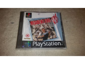Resident Evil 1 Residentevil 1 till PSX PS One playstation 1:an
