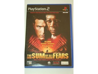 THE SUM OF ALL FEARS (PS2 - PLAYSTATION 2)