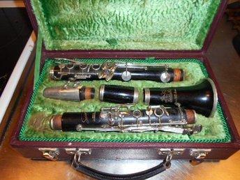 fin lignatone special från czechoslovakia klarinett 40/50 talet - Stockholm - fin lignatone special från czechoslovakia klarinett 40/50 talet - Stockholm