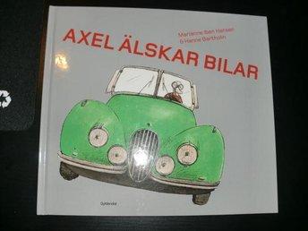 Axel älskar bilar - Täby - Axel älskar bilar - Täby