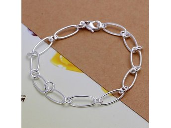 NYTT SNYGGT ARMBAND  925 SILVER