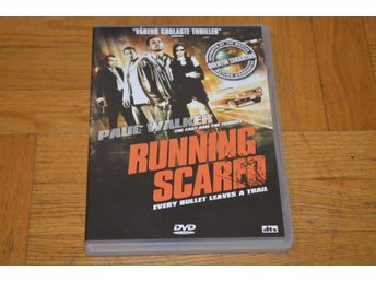 Running Scared (Paul Walker ) DVD