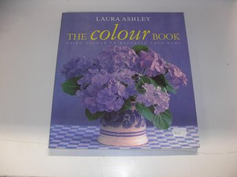 The Colour Book - Laura Ashley